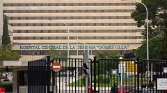 Llegan a Madrid los cinco españoles repatriados desde Wuhan que permanerceran aislados como medida preventiva