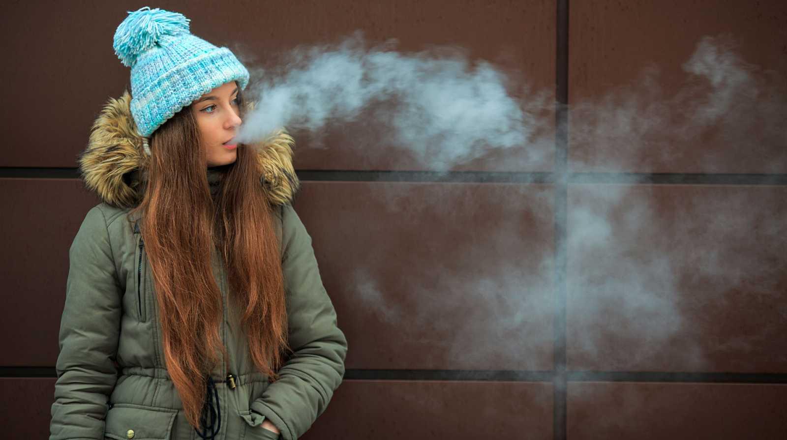 Lucha contra el tabaquismo y el vapeo