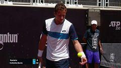Tenis - ATP 250 Torneo Santiago: T. Monteiro - R. Carballés Baena