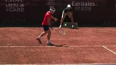 Tenis - ATP 250 Torneo Santiago: T. Seyboth Wild - J. I. Londero