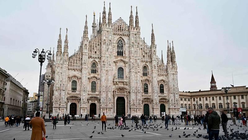Milán intenta recuperar su ritmo cotidiano tras tres días de restricciones