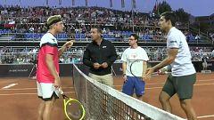 Tenis - ATP 250 Torneo Santiago: C. Garin - A. Davidovich