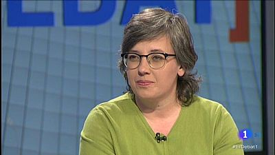 Entrevista a Mireia Boya, exdiputada de la CUP, a El Debat de La 1