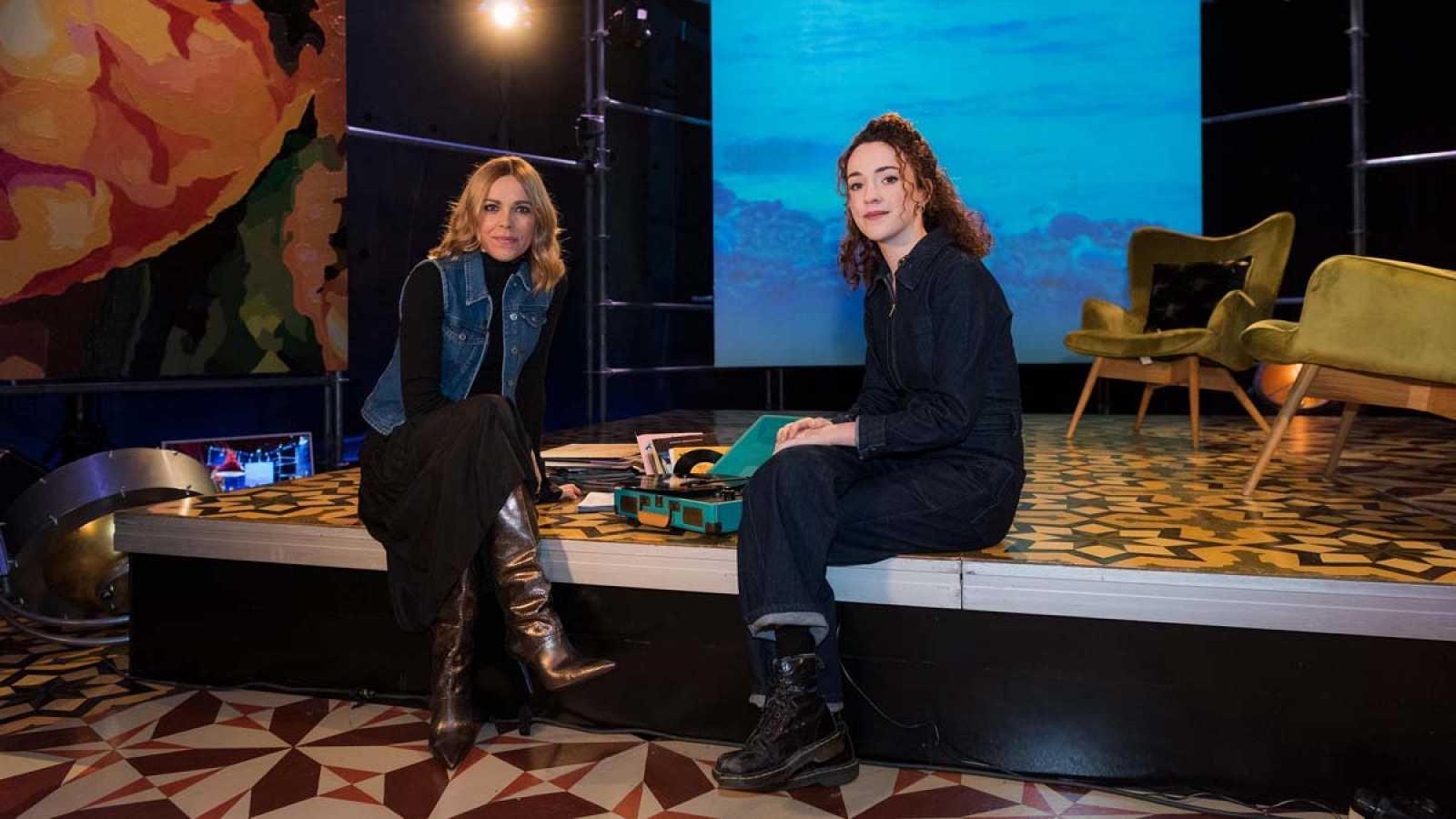 Punts de vista -  La cantant Núria Graham i l'escriptor Javier Cercas