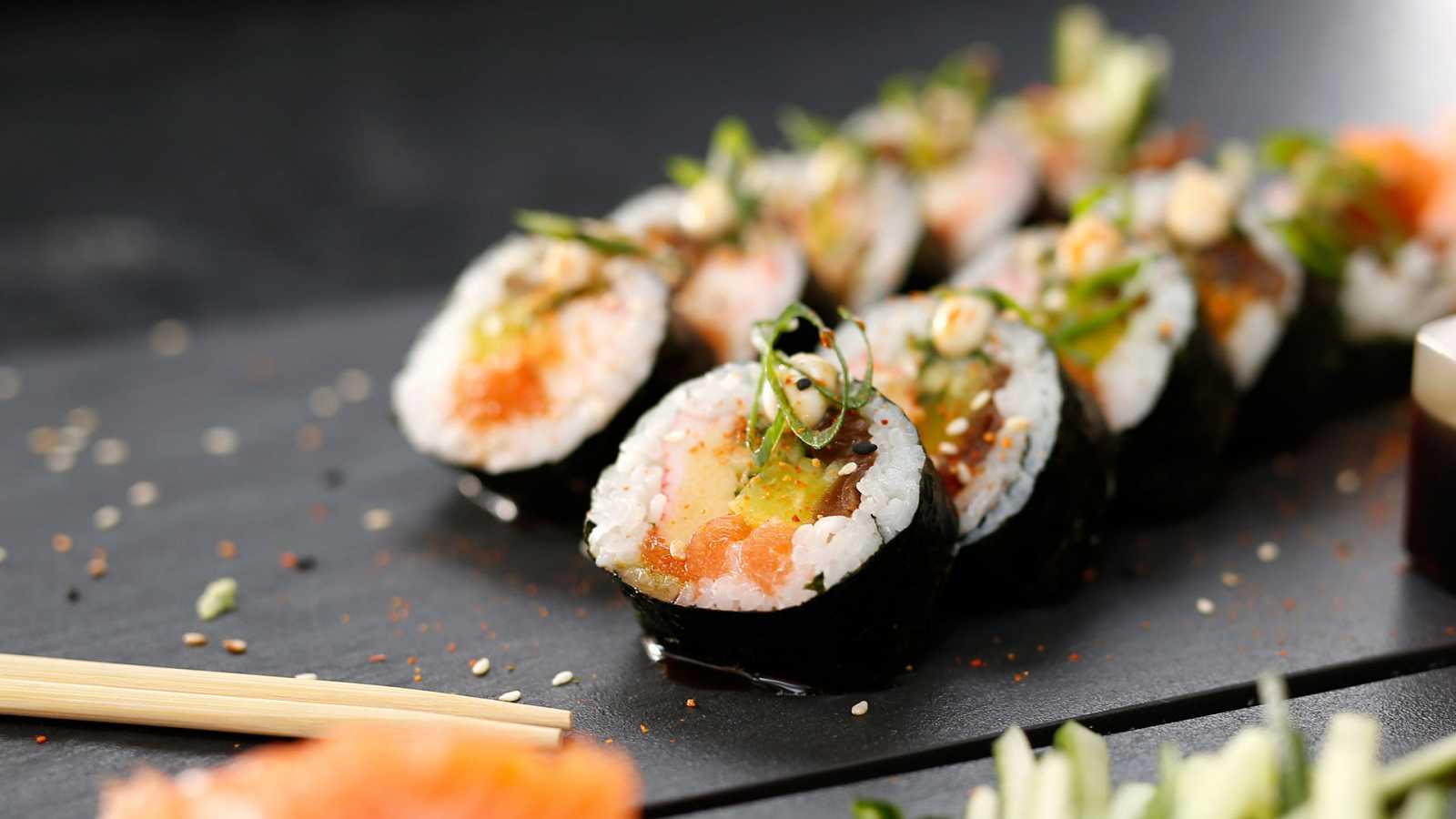 Gente despierta - ¡Aprende a cocinar sushi! - Ver ahora