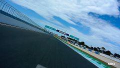 Una vuelta a Philip Island a bordo de la Superbike de Álvaro Bautista
