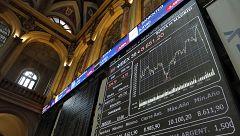Las Bolsas europeas caen por el coronavirus