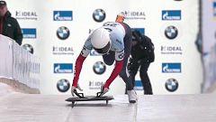 Skeleton Femenino - Campeonato del Mundo. 2ª manga, desde Altenberg (Alemania)
