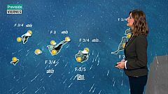 El tiempo en Canarias - 28/02/2020