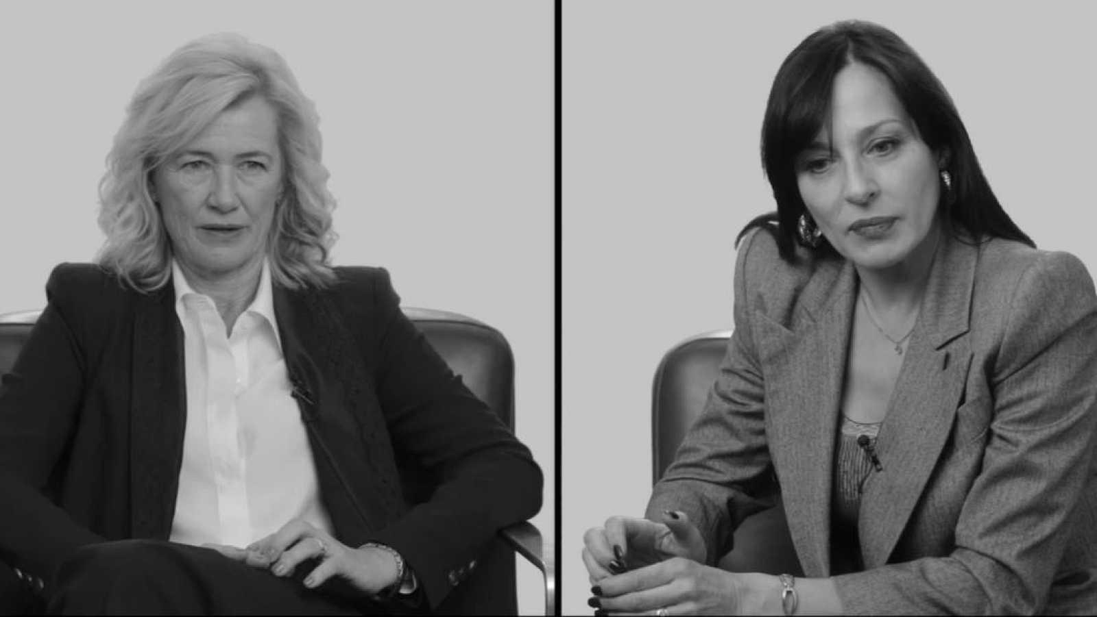 Cuéntame cómo pasó - 'El duelo' entre Ana Duato y Natalia Millán