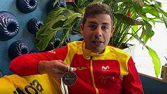 Sebastián Mora duda si podrá correr en Madison con Albert Torres, confinado en Emiratos por el coronavirus