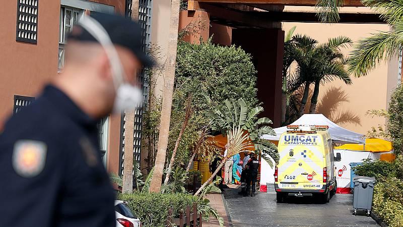 Goteo de nuevos casos de coronavirus en distintos puntos de España