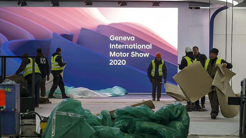 Suiza cancela el Salón del Automóvil por el coronavirus