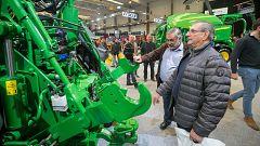 El campo del futuro en la Feria Internacional de Maquinaria Agrícola de Zaragoza
