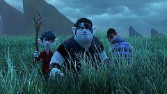 El director y la productora de 'Onward' presentan la nueva película de Pixar en Madrid