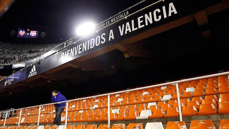 Valencia CF coronavirus