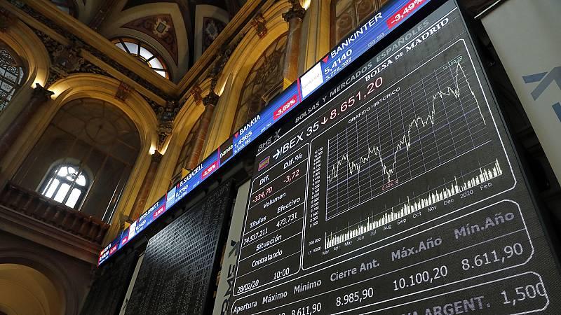 La Bolsa española registra la peor caída semanal desde mayo de 2010 por el coronavirus