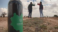 Aquí la tierra - El vino de Cuenca y su paisaje embotellado