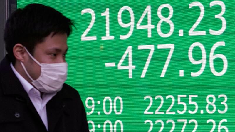 Semana negra para los mercados por la crisis del coronavirus
