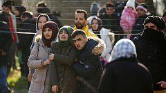 Turquía envía a miles de refugiados a la frontera con Grecia