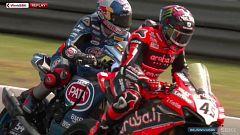 Motociclismo - Campeonato del Mundo Superbike 2020. Prueba Australia WSBK 1ª carrera