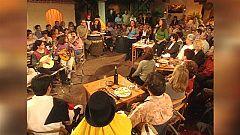 Tenderete - 01/03/2020 año 2000 con Parranda de mujeres, Parranda del Millo, Luis Morera y otros solistas.