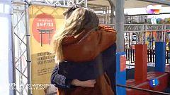 OT 2020 - Maialen recibe la visita de su madre y de su novio Gorka