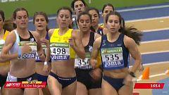 Atletismo - Campeonato de España Pista Cubierta. Sesión vespertina (1)