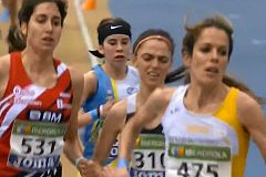 Maitane Melero se proclama campeona de 3000 metros y Xela Martínez bate el récord de precocidad