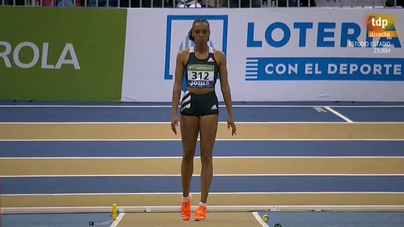 Los mejores saltos de Ana Peleteiro en el Campeonato de España