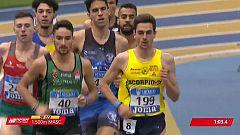 Atletismo - Campeonato de España Pista Cubierta. Sesión vespertina (2)