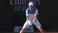 Tenis - ATP 250 Torneo Santiago.  Semifinal: A. Ramos - C. Ruud