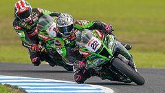 Motociclismo - Campeonato del Mundo Superbike 2020. Prueba Australia WSBK 2ª carrera