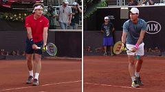 Tenis - ATP 250 Torneo Santiago.  2ª Semifinal: T. Seyboth - R. Olivo