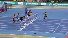 Atletismo - Campeonato de España Pista Cubierta. Sesión matinal (1)