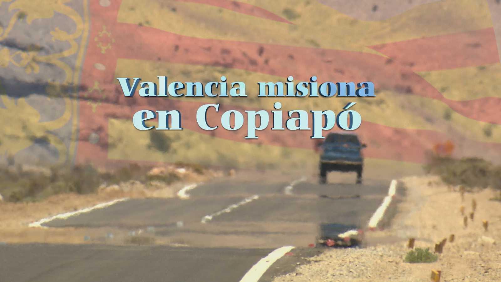 Pueblo de Dios - Valencia misiona en Copiapó - ver ahora