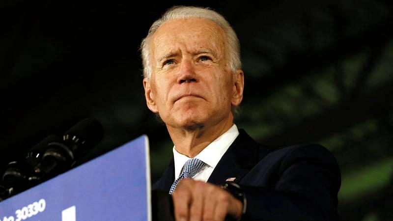 El exvicepresidente estadounidense Joe Biden revive su campaña electoral con un triunfo en Carolina del Sur