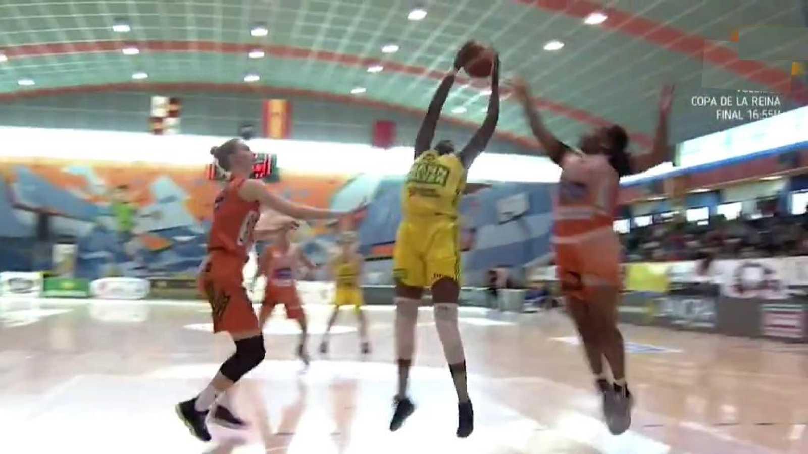 Baloncesto - Liga Femenina Endesa. 22ª jornada: Quesos El Pastor - Mann Filter Casablanca. Desde Zamora - ver ahora