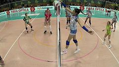 Voleibol - Copa de la Reina 2019/2020. Final: Avarca Menorca - May Deco Logroño