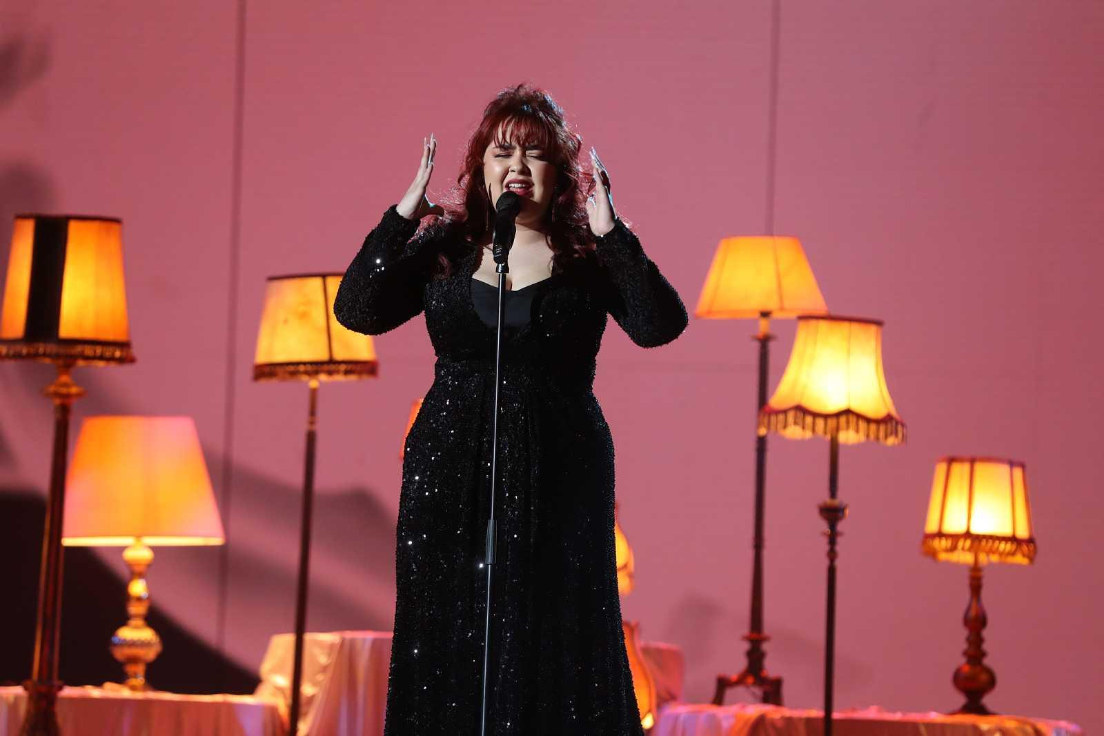 """Ariadna canta """"Al santo equivocado"""" en la Gala 7 de Operación Triunfo 2020"""