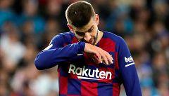 """Piqué: """"He visto uno de los Madrid con peores sensaciones"""""""