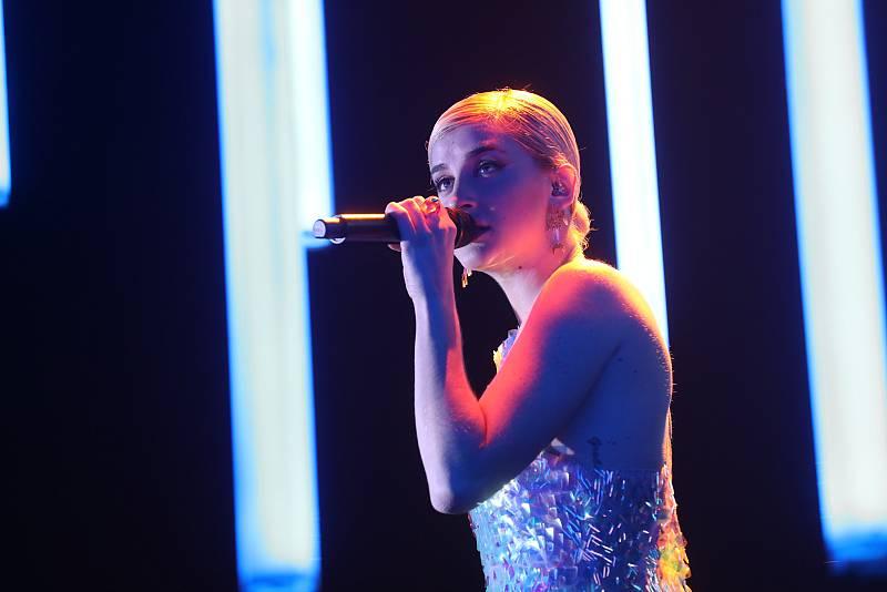 "Samantha canta ""Human"", de Christina Perri, en la Gala 7 de Operación Triunfo 2020"