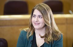 Parlamento - Marta Pascal, exsenadora de JuntsXCat - 29/02/2020