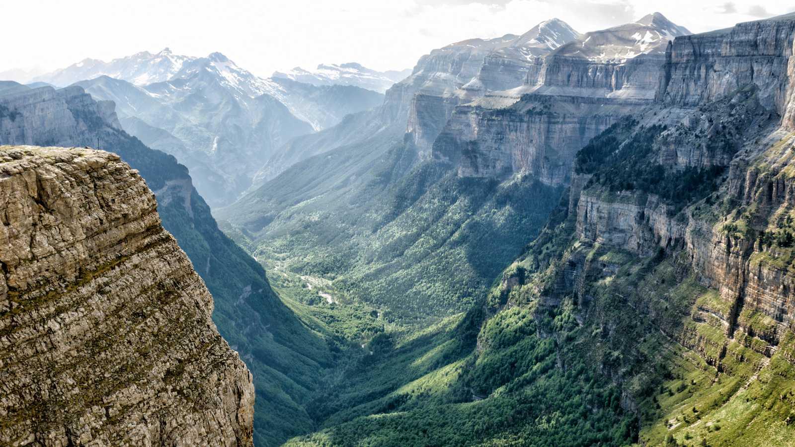 Espacios naturales - Nuestros parques nacionales - Ordesa y Monte Perdido - VER AHORA