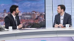 Los desayunos de TVE - Alberto Garzón, ministro de Consumo