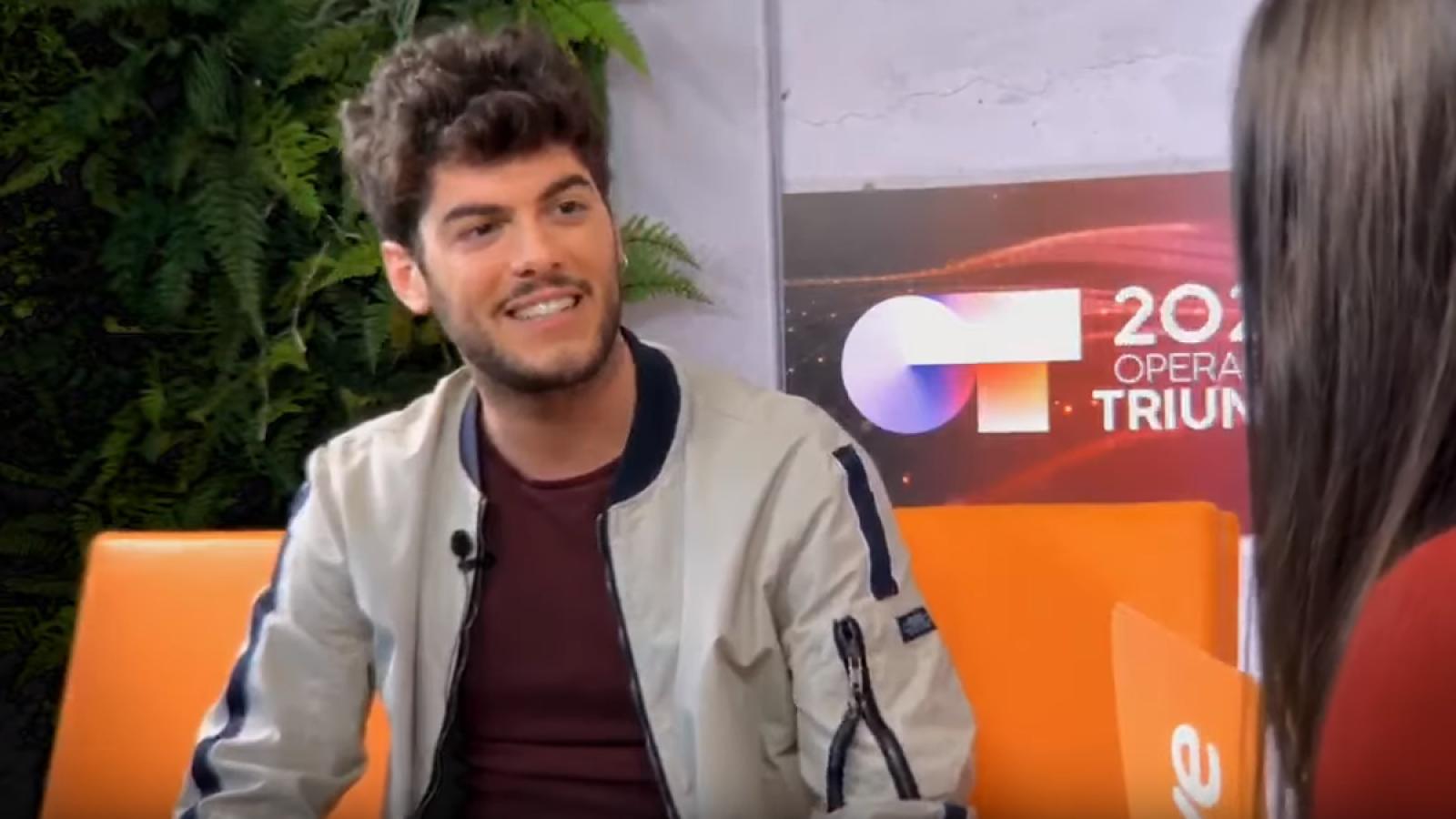 Entrevista a Rafa, sexto expulsado de OT 2020
