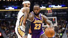James y Jokic logran sendos 'triples-dobles', lo mejor de la jornada de NBA