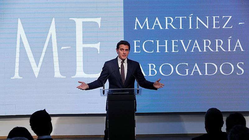 """Rivera se desmarca del proceso de primarias en Cs y pide a los militantes """"acierto"""""""