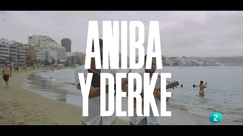 "Un país para escucharlo - Escuchando Canarias - Aniba y Derke ""Desde Canarias con amor"""