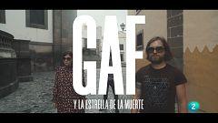 """Un país para escucharlo - Escuchando Canarias - GAF y la estrella de la muerte """"Andrómeda"""""""